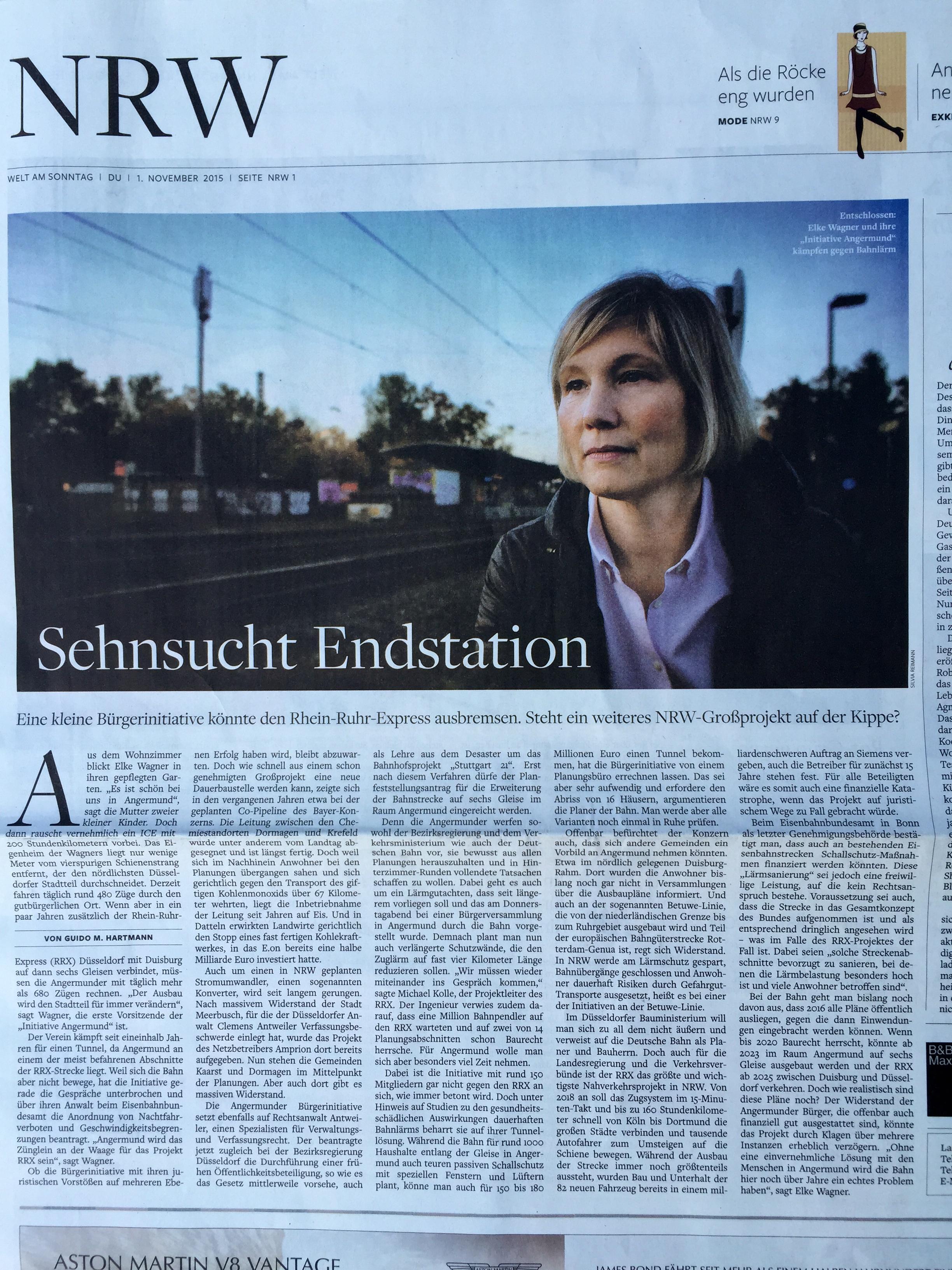 wams-zeitungsartikel-endstation-rrx-angermund-grossprojekt-hartmann-duesseldorf-nrw-groschek-betuwe-wagner-bahnhof-initiative-rhein-ruhr-express-sonntag