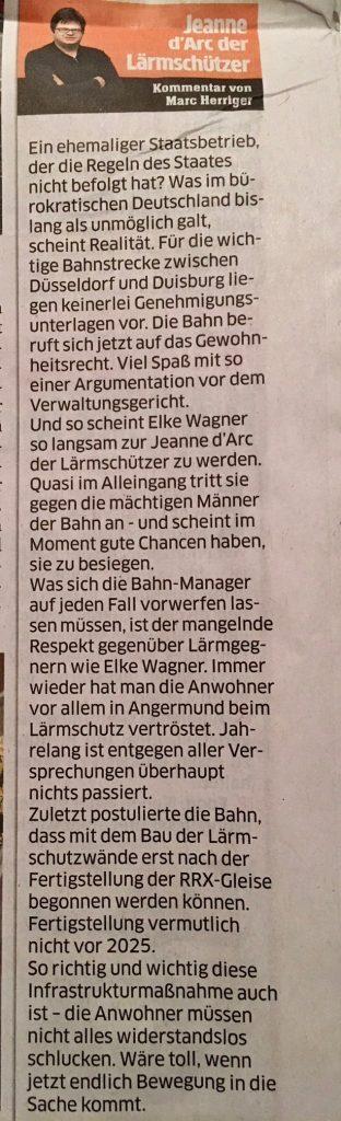 zeitungsartikel-kommentar-gleise-laerm-angermund-duesseldorf-rrx